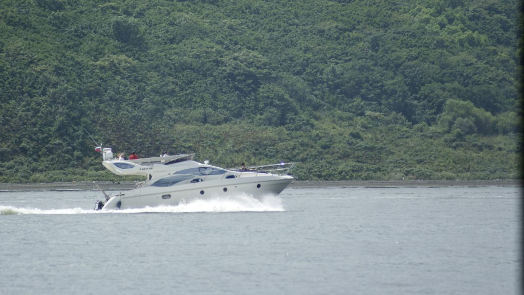 Летний Владивосток - острова акватории особенно красивы