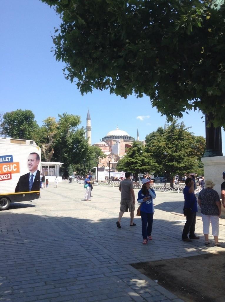 Стамбул - символ Османской империи