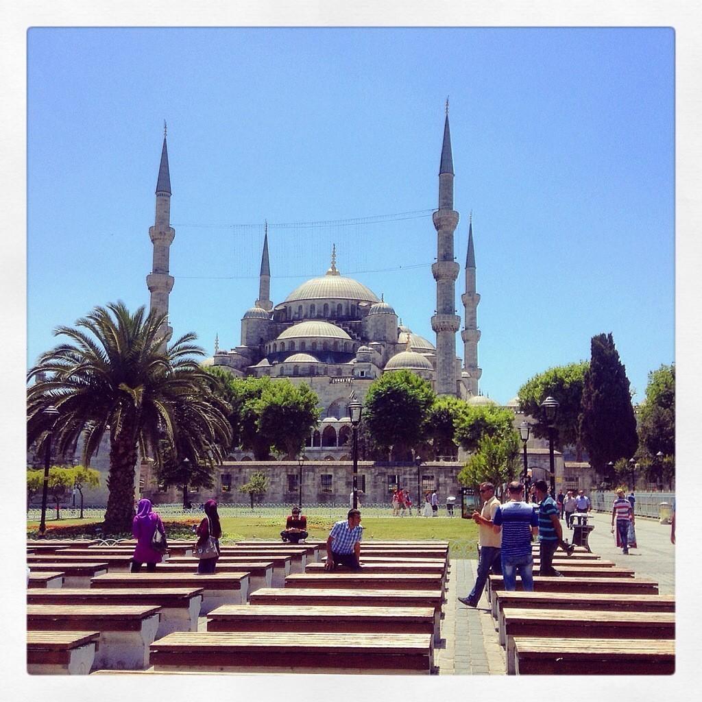 Стамбул - главный символ города и Османской империи