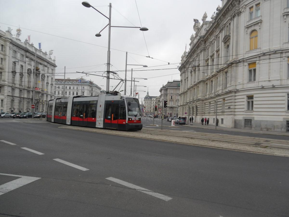 Вена - город с совершенной системой транспорта