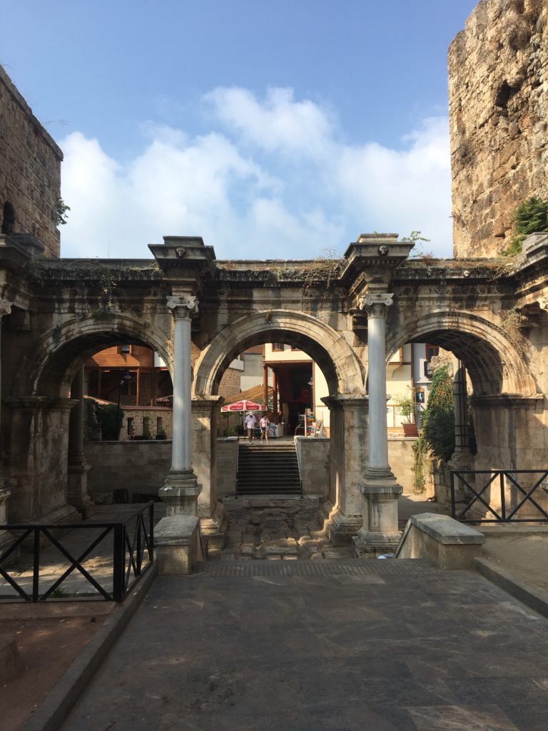 Анталия - старый город