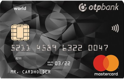 ОТП банк — Карта «Большой кешбэк»