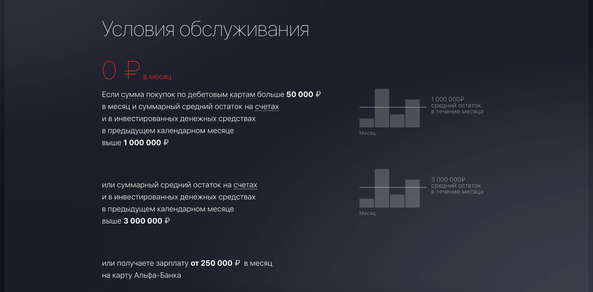 стоимость альфа-карты