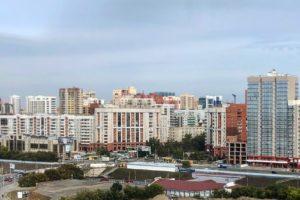 Родной Новосибирск