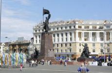 Владивосток, лето 2013…
