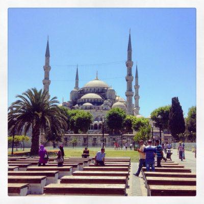 Город контрастов или просто — великолепный Стамбул
