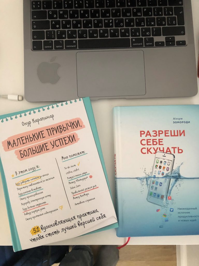 дневник личной продуктивности