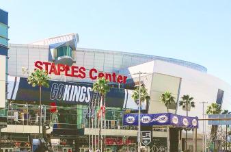 Лос-Анджелес и солнечная Калифорния