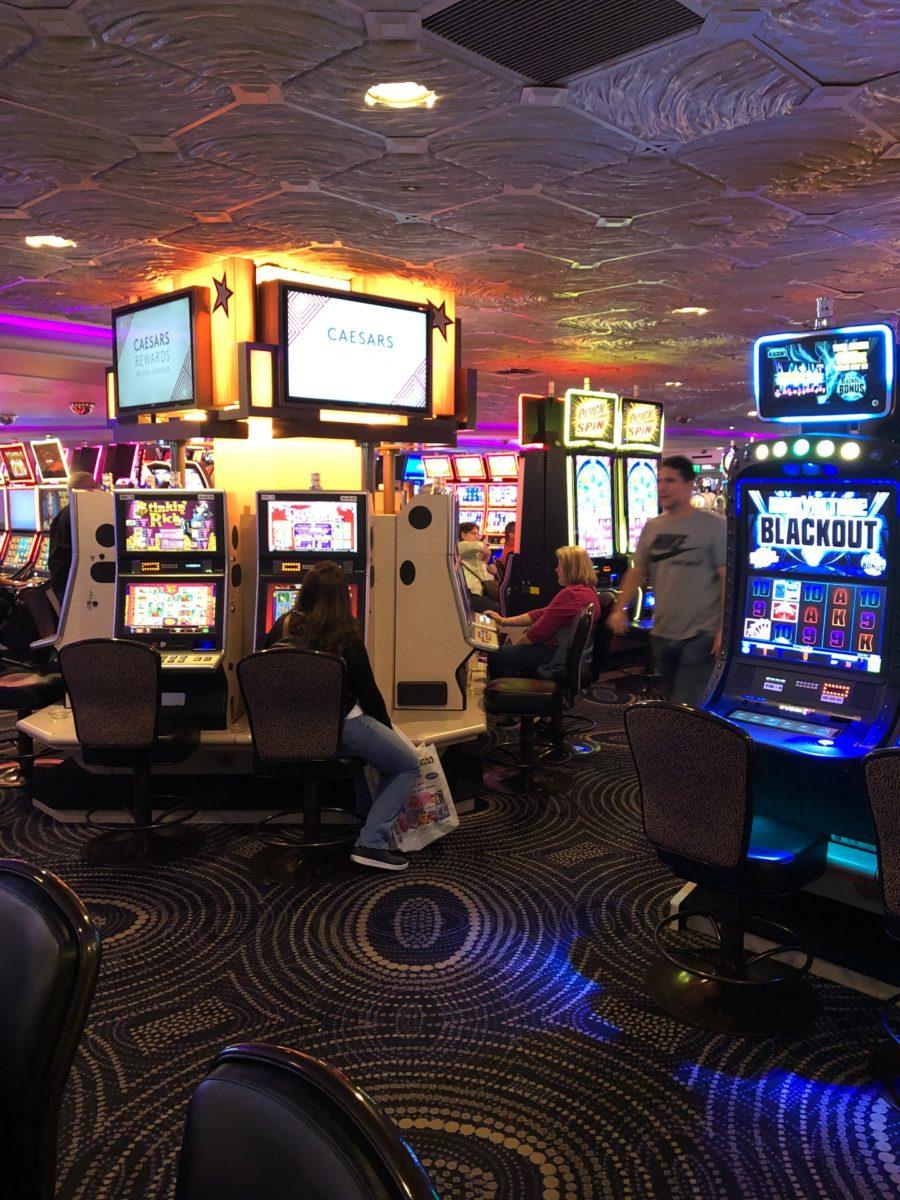 Лас-Вегас - индустрия развлечений и бизнес кластер