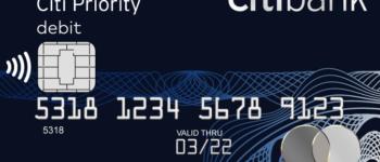 Новинка от Ситибанка — дебетовая карта City Priority