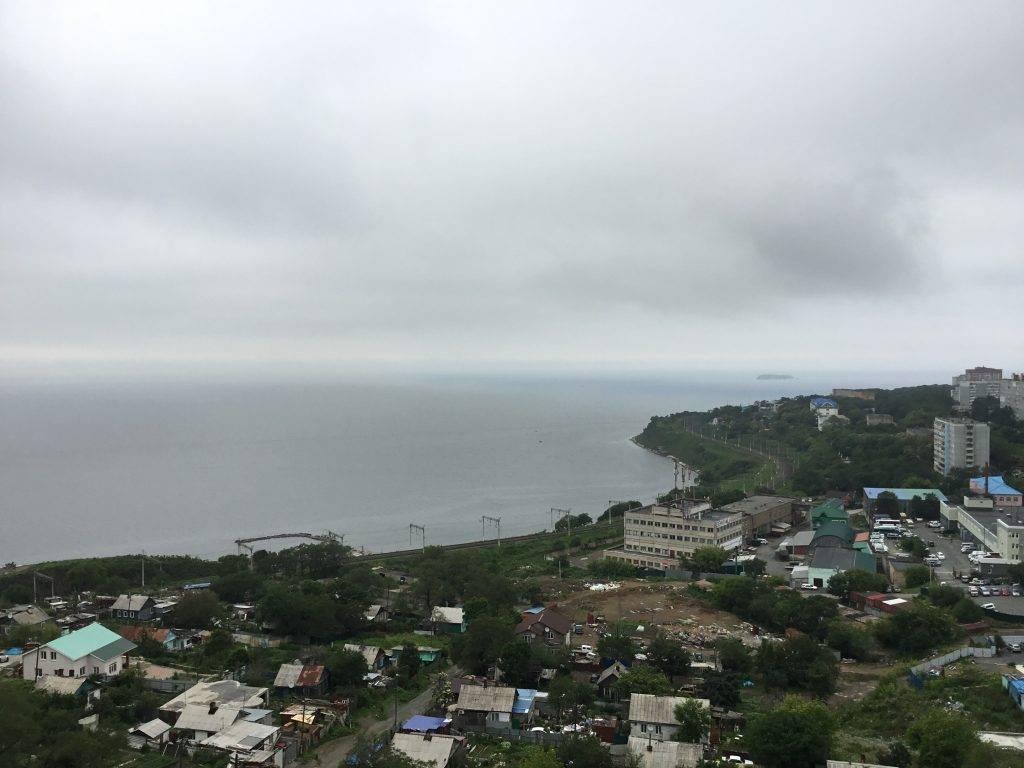Владивосток побережье