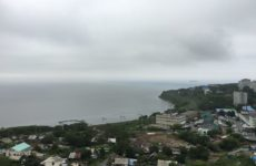 Побережье Владивостока — когда вид не испортить ничем!