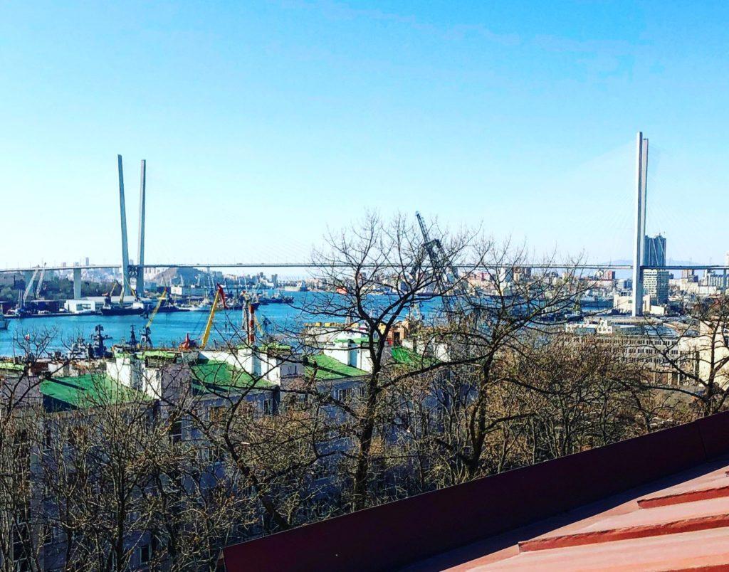 Золотой мост - Владивосток