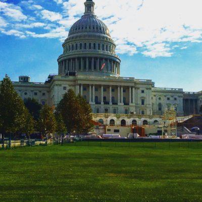 Вашингтон — столица и провинция.