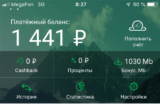 Неожиданно приятная новинка — виртуальная карта «МегафонБанк»